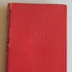 Libros de segunda mano: AGUILAR - COLECCION : CRISOL - Nº 004 - PEÑAS ARRIBA - JOSÉ MARÍA DE PEREDA. Lote 42901531