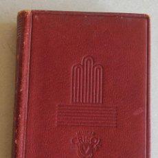 Libros de segunda mano: AGUILAR - COLECCION : CRISOL - Nº 011 - LORD BYRON - ANDRE MAUROIS. Lote 42901885