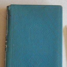 Libros de segunda mano: AGUILAR - COLECCION : CRISOL - Nº 013 - FAUSTO - JOHANN WOLFGANG GOETHE. Lote 42901968