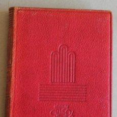Libros de segunda mano: AGUILAR - COLECCION : CRISOL - Nº 042 -. LA NIÑA DE LUZMELA/RONDADE GALANES - CONCHA ESPINA. Lote 42903950