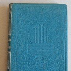 Libros de segunda mano: AGUILAR - COLECCION : CRISOL - Nº 048 - PASOS COMPLETOS - LOPE DE RUEDA. Lote 42904123