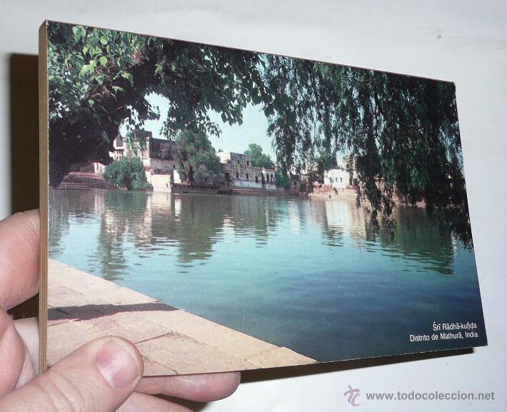 Libros de segunda mano: EL UPADEMSARTA - BHAKTIVEDANTA, SWAMI PRABHUPADA - Foto 2 - 42920070