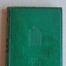 Libros de segunda mano: AGUILAR - COLECCION : CRISOL - Nº 021 - LIRA NEGRA (SELECCIONES ESPAÑOLAS Y AFROAMERICANAS). Lote 42926608