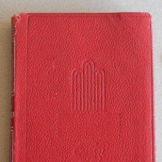 Libros de segunda mano: AGUILAR - COLECCION : CRISOL - Nº 189 - EL ARQUERO VERDE - EDGAR WALLACE. Lote 42934125
