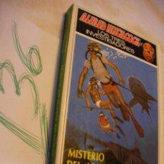 Libros de segunda mano: LOS TRES INVESTIGADORES - ALFRED HITCHCOCK - MISTERIO DEL ARRECIFE DEL TIBURON. Lote 42945145