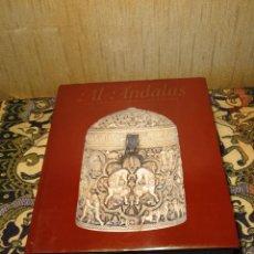 Libros de segunda mano: AL-ANDALUS. LAS ARTES ISLÁMICAS EN ESPAÑA.. Lote 42961638