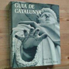 Libros de segunda mano: JOSEP PLA (TEXT), FRANCESC CATALÀ ROCA (FOTOGRAFIES) - GUIA DE CATALUNYA - DESTINO, 1977. Lote 42971918