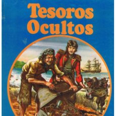 Libros de segunda mano: AVENTURAS EN LA HISTORIA. NUMERO 4, TESOROS OCULTOS. EDITORIAL MOLINO. Lote 42996927