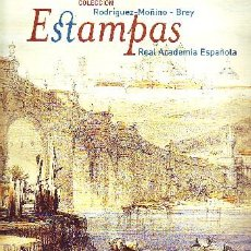 Livres d'occasion: COLECCIÓN RODRIGUEZ-MOÑINO-BREY ESTAMPAS REAL ACADEMIA ESPAÑOLA AT-842. Lote 211388700
