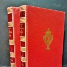 Libros de segunda mano: LA PORCELANA EUROPEA DESDE SU ORIGENES HASTA PPS DEL S. XIX POR M. OLIVAR DAYDI. BARCELONA 1952.. Lote 43064949