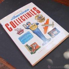 Libros de segunda mano: LIBRO CATALOGO: THE CATALOG OF AMERICAN COLLECTIBLES CHRISTOPHER PEARCE - OBJETOS DE COLECCION. Lote 43071480
