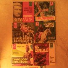 Libros de segunda mano: 7 LIBROS MARABU ZAS DE BRUGUERA. 1963. Lote 43078789