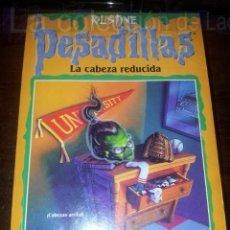 Livres d'occasion: PESADILLAS-LA CABEZA REDUCIDA Nº28 AÑO 1994. Lote 43156817