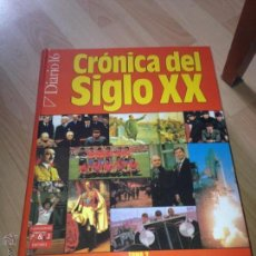 Libros de segunda mano - CRONICA DEL SIGLO XX. 2 TOMOS, DIARIO 16 - 43325678
