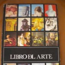 Libros de segunda mano: LIBRO DEL ARTE, JAIMES LIBROS 1975.. Lote 43415814