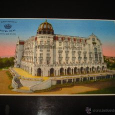 Libros de segunda mano: ANTIGUO LIBRO HOTEL REAL RECUERDOS PARA UN ANIVERSARIO - 1917-1992. Lote 43420680