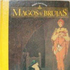 Libros de segunda mano: MAGOS Y BRUJAS. RM65599. . Lote 43475980