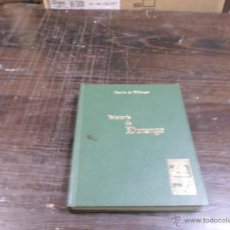 Libros de segunda mano: CAMILO VILLABASO, HISTORIA DE DURANGO Y DE SUS MAS ILUSTRES HIJOS, BIBLIOTECA VASCONGADA VILLAR,1968. Lote 43549550