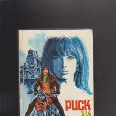 Libros de segunda mano: PUCK - Nº 27 - PUCK Y LA FIERECILLA - LISBERTH WERNER - EDICIONES TORAY 1977. Lote 43552361
