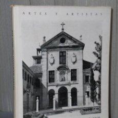 Libros de segunda mano: IGLESIAS MADRILEÑAS DEL SIGLO XVII.. Lote 43590552