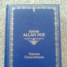 Libros de segunda mano: HISTORIAS EXTRAORDINARIAS -- EDGAR ALLAN POE --. Lote 43641856