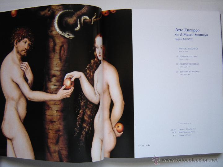 Libros de segunda mano: TESOROS DEL MUSEO SOUMAYA DE MÉXICO, SIGLOS XV - XIX; COMO NUEVO!!! - Foto 4 - 43664199