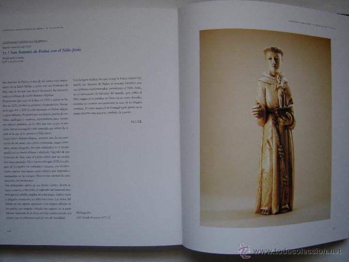 Libros de segunda mano: TESOROS DEL MUSEO SOUMAYA DE MÉXICO, SIGLOS XV - XIX; COMO NUEVO!!! - Foto 6 - 43664199