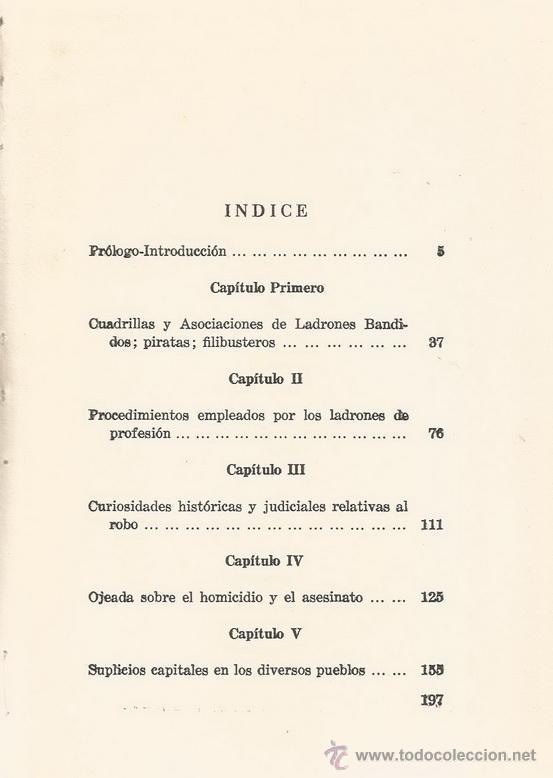 Libros de segunda mano: R.M. BLACKMUR. Historia de la Criminalidad. RM65692. - Foto 3 - 43715180