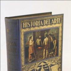 Libros de segunda mano: ANTIGUO LIBRO HISTORIA DEL ARTE. J. F. RÁFOLS - 1940 - ED. RAMÓN SOPENA. Lote 43748465
