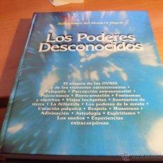 Libros de segunda mano: LOS PODERES DESCONOCIDOS. TAPA DURA (LB12). Lote 55341303