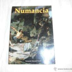 Libros de segunda mano: NUMANCIA .HISTORIAS DE ESPAÑA-FERNANDO PIMENTEL PARDO.-EDICIONES FALCATA IBERICA 2004.-1ª EDICION. Lote 43817214