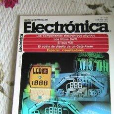 Libros de segunda mano: REVISTA ELECTRONICA ESPAÑOLA. Lote 43841942