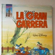 Libros de segunda mano: LA GRAN CARRERA DISNEYLANDIA 11 CAPDEVILA TORAY 1983 WALT DISNEY PATO DONALD MICKEY MOUSE. Lote 43871531