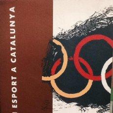 Libros de segunda mano: ART I ESPORT A CATALUNYA.. Lote 43882802