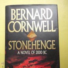 Libros de segunda mano: CORNWELL. STONEHENGE (ESTÁ EN INGLÉS). Lote 43895090
