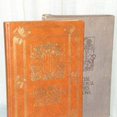 Libros de segunda mano: CARTELLS FIRA INTERNACIONAL DE BARCELONA 1920-1981. EXPOSICIÓ INTERNACIONAL DE BARNA. 1929.. Lote 43916519