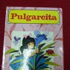 Libros de segunda mano: PULGARCITA. PUBLICACION LAIDA. COLECCION ROSA. Lote 43996323