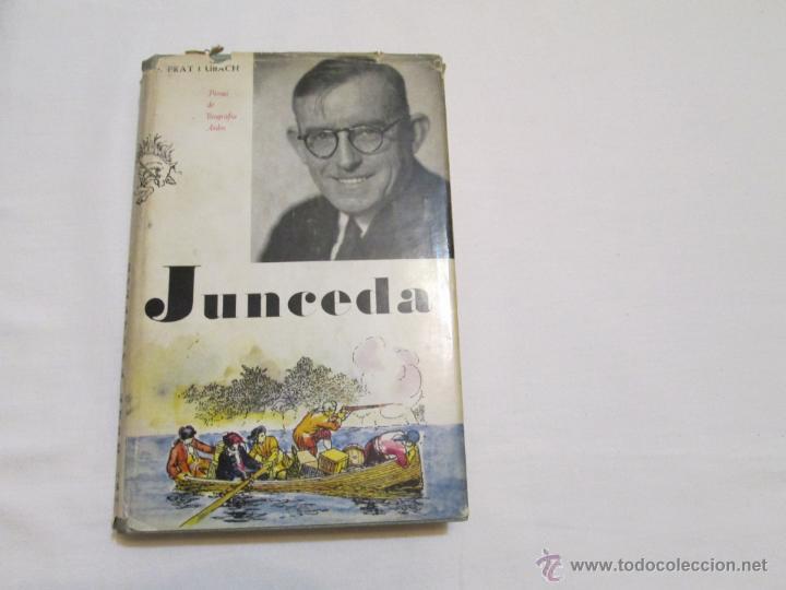 JUNCEDA HOME EXEMPLAR - PERE PRAT I UBACH - 1957 (Libros de Segunda Mano - Bellas artes, ocio y coleccionismo - Otros)
