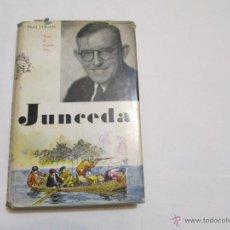 Libros de segunda mano: JUNCEDA HOME EXEMPLAR - PERE PRAT I UBACH - 1957. Lote 44021866