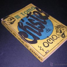 Libros de segunda mano: 1952 - JOAQUIN OCIO CRISTOBAL - CHISTES III - LA VOZ DE CASTILLA. Lote 133708341