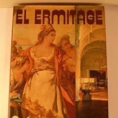 Libros de segunda mano: EL ERMITAGE - ARTES DECORATIVAS - AÑO 1986 - 392 PAGINAS CON FOTOS. Lote 44054891