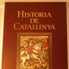 Libros de segunda mano: HISTORIA DE CATALUNYA - EL PERIODICO - 1992 - ENCUADERNADO EN TAPA DURA. Lote 44055503