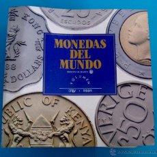 Libros de segunda mano: MONEDAS DEL MUNDO ORBIS - FABRIS. Lote 106933935