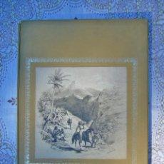 Libros de segunda mano: MEXICO ILUSTRADO REPRODUCCION FACSIMILAR EDICION 1848 LB023. Lote 44077091