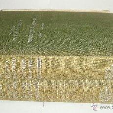 Libros de segunda mano: TRATADO DE ELECTRICIDAD. TOMO I (CORRIENTE CONTINUA). TOMO II (CORRIENTE ALTERNA). CHESTER L. DAWES.. Lote 44095556