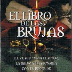 Libros de segunda mano: EL LIBRO DE LAS BRUJAS LUCY SUMMERS. Lote 44156510
