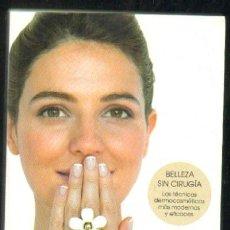 Libros de segunda mano: ¡NO TE ARRUGUES! BELLEZA SIN CIRUGIA. A-COSME-034. Lote 44205314