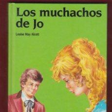 Libros de segunda mano: LIBRO - LOS MUCHACHOS DE JO - L. MAY ALCOTT - ED. MATEU, S.A. - JUVENIL CADETE AÑO 1985. LJ146. Lote 206301507