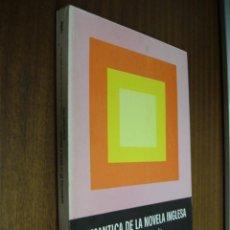Libros de segunda mano: SEMÁNTICA DE LA NOVELA INGLESA ( EL VOCABULARIO DE HURRY ON DOWN DE JOHN WAIN) / ALICANTE 1982. Lote 297349463