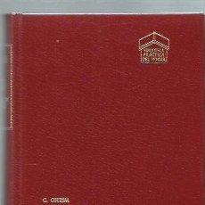 Libros de segunda mano: TU HOGAR, G.OHEIM, DAIMON BIBLIOTECA PRÁCTICA DEL HOGAR, BARCELONA 1966. Lote 44339185